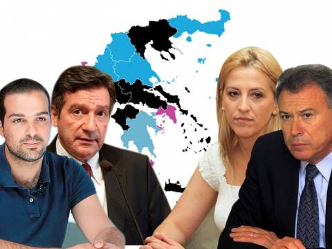 Εκλογές 2014: Μάχη ψήφο - ψήφο στην Αθήνα – Ντέρμπι στην περιφέρεια Αττικής