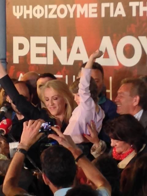 Δημοτικές εκλογές 2014-Δούρου: Να πάρουμε στα χέρια τις ζωές που μας έχουν στερήσει (vid)
