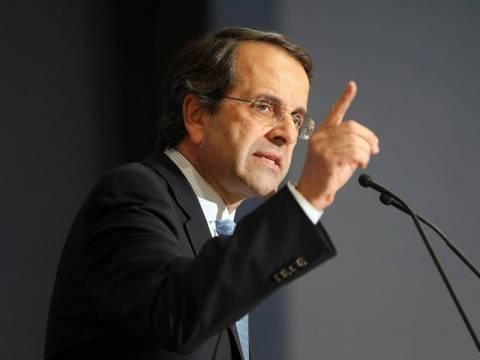Εκλογές 2014: Σαμαράς: «Να μην χαθεί η σταθερότητα» (vid)