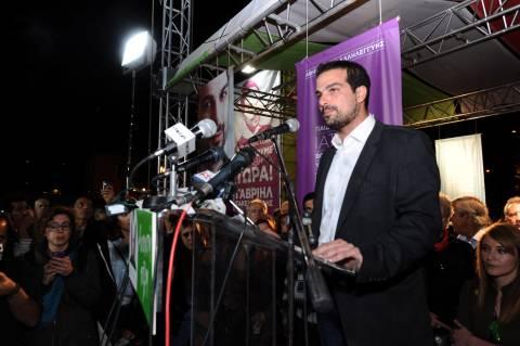 Αποτελέσματα εκλογών 2014 Αθήνα - Σακελλαρίδης: Ο κ. Καμίνης απορρίφτηκε από τον κόσμο