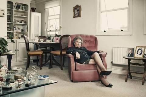 Είναι 85 ετών και ασκεί ακόμα το επάγγελμα της... πόρνης! (pics+ video)