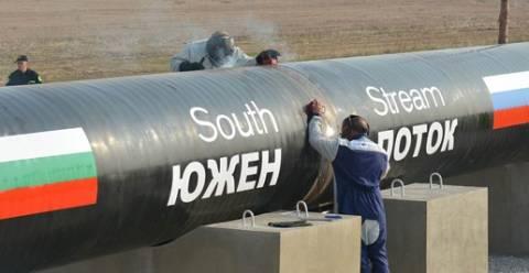Βουλγαρία: Φτάνουν στο Μπουργκάς οι σωλήνες του South Stream