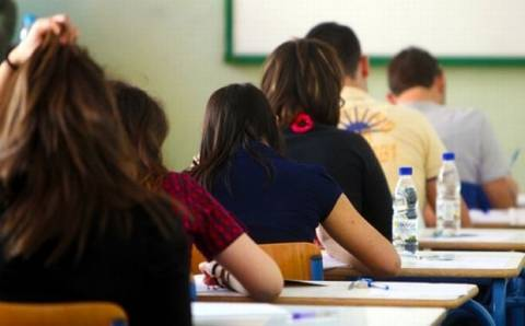 Πανελλαδικές Εξετάσεις 2014: Αυτό είναι το πρόγραμμα των πανελληνίων (pics)