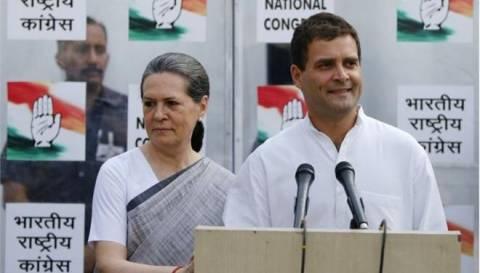 Ινδία: Οι Γκάντι πρότειναν την παραίτηση τους αλλά δεν έγινε δεκτή