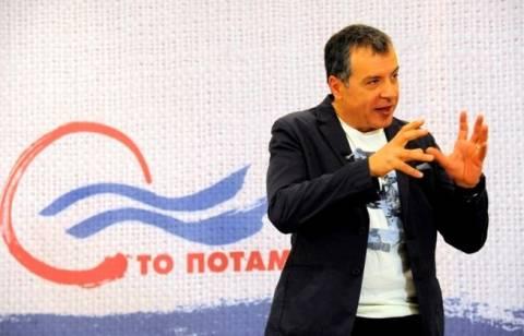 Σταύρος Θεοδωράκης: Το Ποτάμι θα μείνει με ή χωρίς εμένα