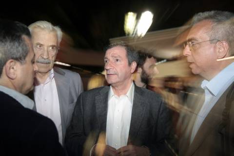 Δημοτικές εκλογές 2014 - Καμίνης: Πολιτεύτηκα με κομματική αχρωματοψία