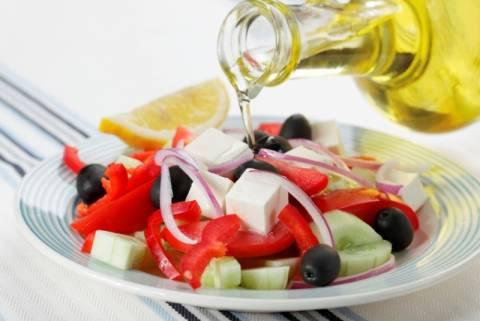 Αυτό είναι το υγιεινό μυστικό της μεσογειακής διατροφής!