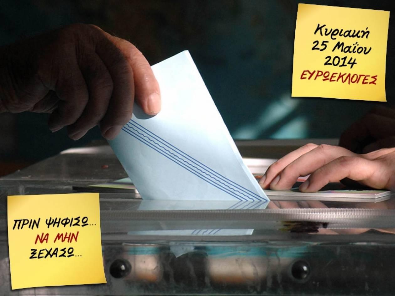 Κεφάλαιο 7ο-Πριν ψηφίσω μην ξεχάσω: Αν δεν πας... μη μιλάς
