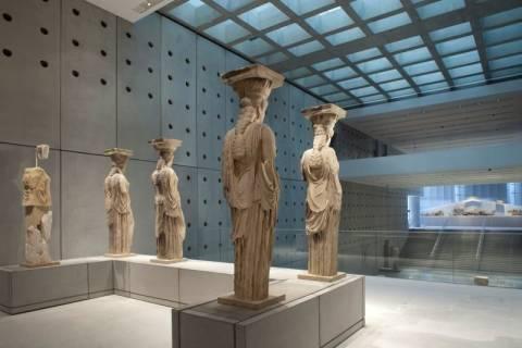 Το Μουσείο της Ακρόπολης ανάμεσα στα κορυφαία του 21ου αιώνα