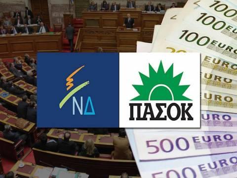 Κομισιόν: Δίνουν νέα δάνεια σε ΠΑΣΟΚ και ΝΔ και τα πληρώνει ο λαός