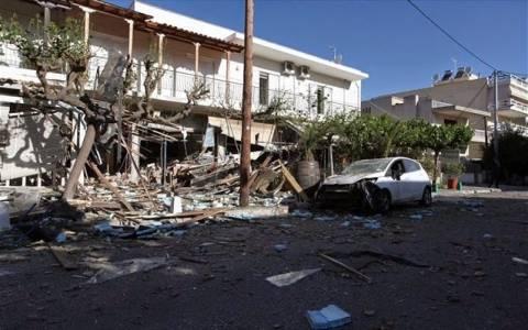 Νέα Ερυθραία: Πιθανότατα σε βόμβα οφείλεται η έκρηξη στο εστιατόριο