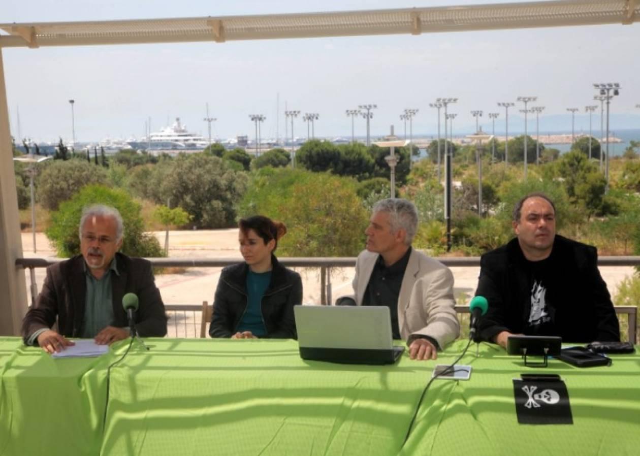 Ευρωεκλογές 2014: Οι Οικολόγοι Πράσινοι «δεν χαϊδεύουν αυτιά όπως ο Θεοδωράκης»
