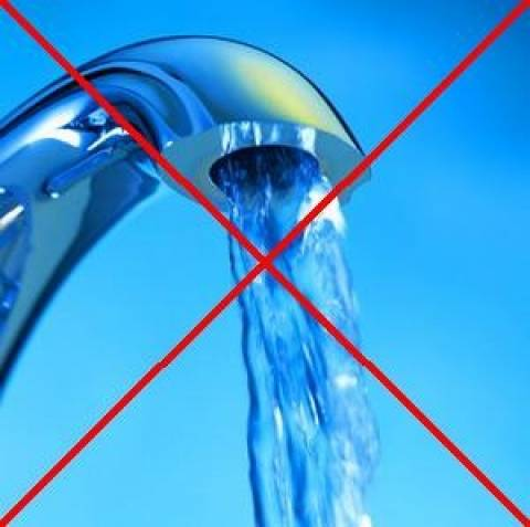 Θεσσαλονίκη: Προβλήματα υδροδότησης σε περιοχές λόγω μετρό