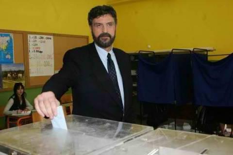 Δημοτικές Εκλογές 2014: Ευχαρίστησε τους ψηφοφόρους του ο Στεργίου