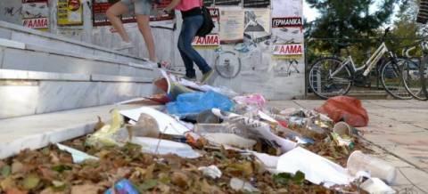 Θεσσαλονίκη: Ποντίκια και σκορπιοί απειλούν την υγεία των φοιτητών στο ΑΠΘ
