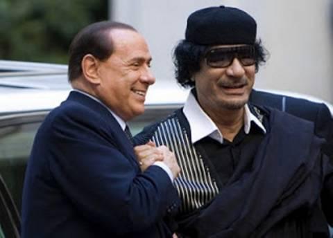 Μπερλουσκόνι: Ο Σαρκοζί φοβόταν την φιλία μου με τον Καντάφι