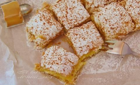 Συνταγή για γλυκιά μπουγάτσα Θεσσαλονίκης