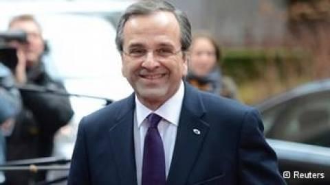 «Βαρόμετρο για τον Σαμαρά οι ευρωεκλογές»