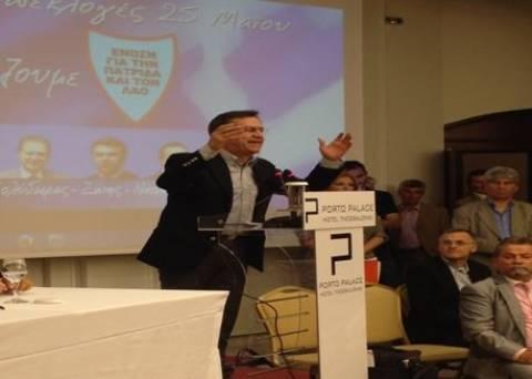 Ευρωεκλογές 2014 - Νικολόπουλος: Έφτασε η αρχή του τέλους