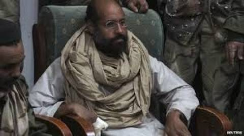 Εμπλοκή στη δίκη του γιου του Καντάφι