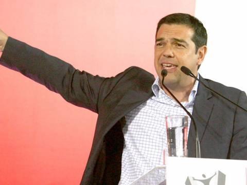 Ευρωεκλογές 2014 - Τσίπρας: Οι εκλογές ισοδυναμούν με δημοψήφισμα για το μνημόνιο