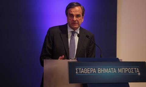 Ευρωεκλογές 2014 - Στα Ιωάννινα ο Σαμαράς