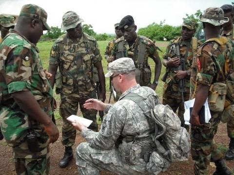 Αμερικανοί στρατιώτες θα βοηθήσουν για τον εντοπισμό των 223 μαθητριών