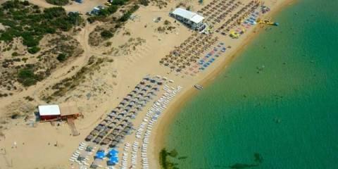 Αμμόλοφοι Καβάλας: Δημοπρασία στον δήμο Παγγαίου για τα beach bars