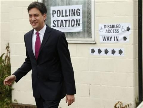 Ευρωεκλογές 2014: Βρετανία - Απαγορεύονται οι... selfies!