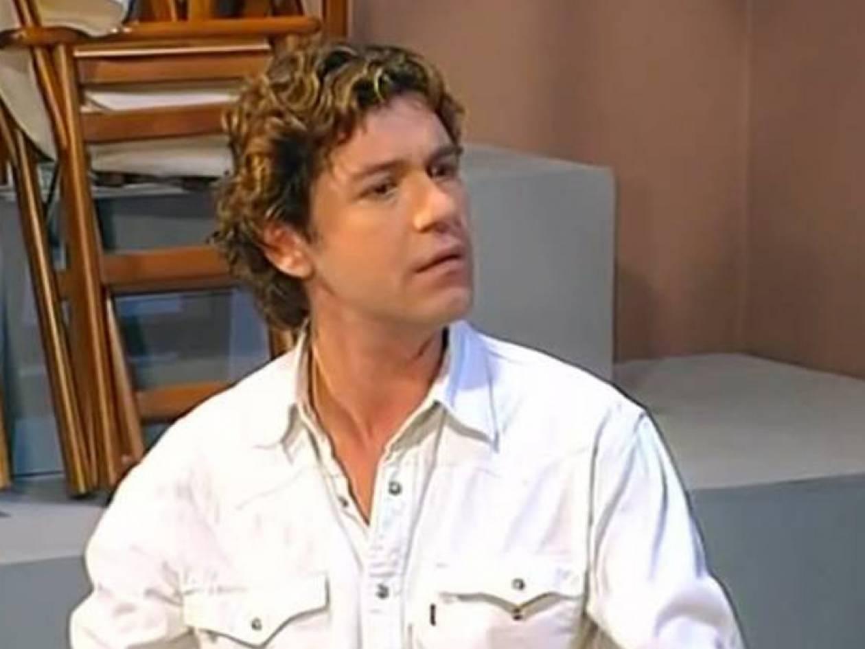 Από έμφραγμα «έφυγε» ο ηθοποιός Σωτήρης Βάγιας
