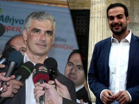 Δημοτικές εκλογές 2014 - Έδειξε... Σακελλαρίδη ο Άρης