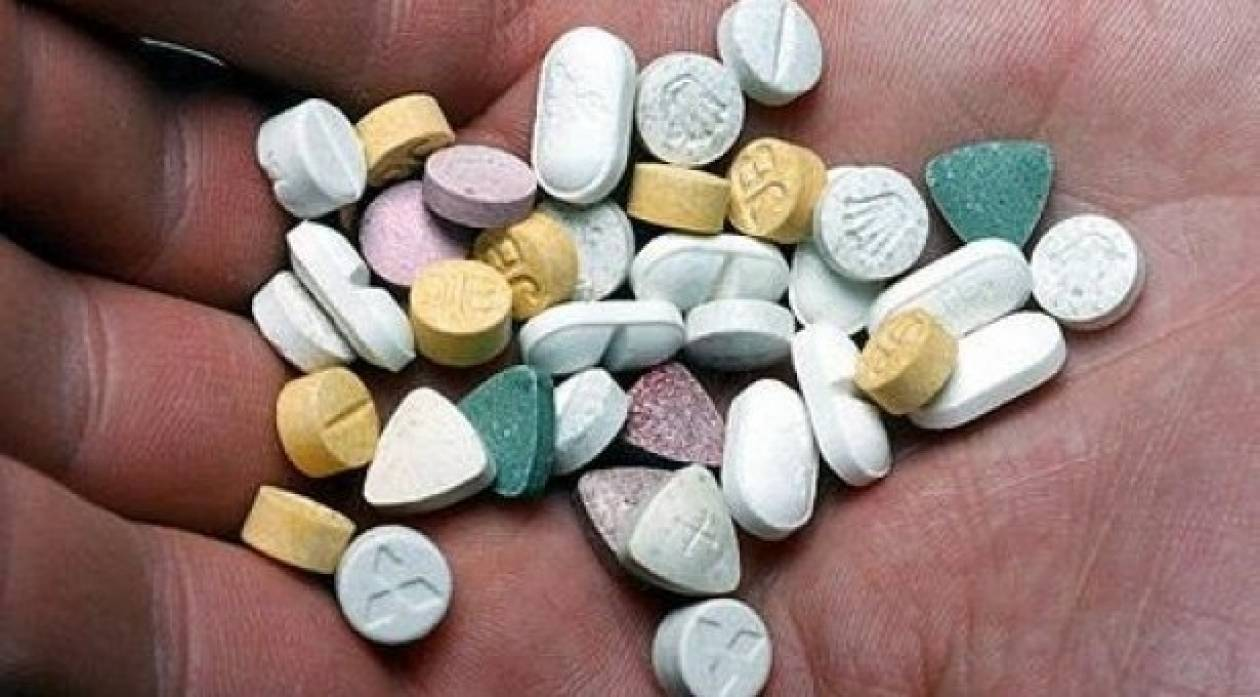 Κατάσχεση της μεγαλύτερης ποσότητας Ecstasy στην Κύπρο