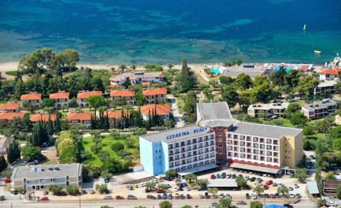 Στη «Σάνη ΑΕ» πέρασε το Gerakina Beach hotel
