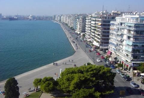 Θεσσαλονίκη: Μείωση 7,4% στις τιμές διαμερισμάτων