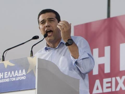 Ευρωεκλογές 2014: Δείτε LIVE την ομιλία του Αλέξη Τσίπρα
