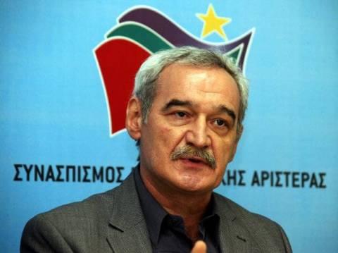 Χουντής: Επικίνδυνος λαϊκισμός και άγνοια από τον Σαμαρά