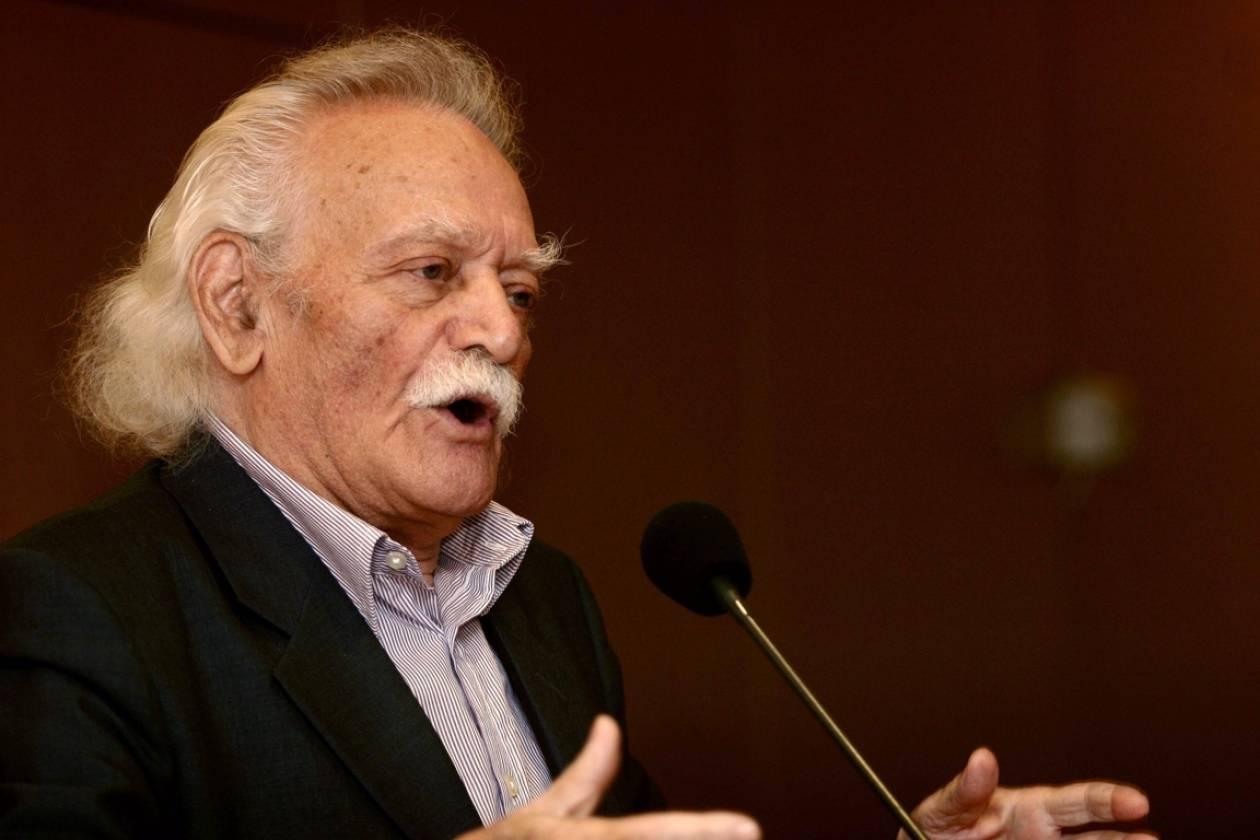 Ευρωεκλογές 2014-Γλέζος: Ας πάρει η ΝΔ τις ψήφους της Χρυσής Αυγής