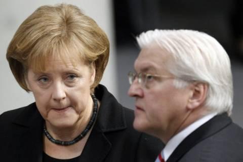 Μήνυμα στους Γερμανούς ψηφοφόρους από Μέρκελ-Σταϊνμάγερ