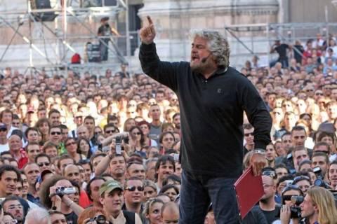 Μπέπε Γκρίλο: Το κίνημα έχει κερδίσει ήδη τις εκλογές
