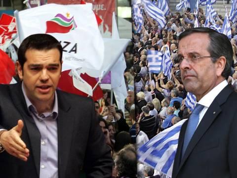 Εκλογές 2014: Στα άκρα η σύγκρουση Σαμαρά – Τσίπρα με φόντο την κάλπη