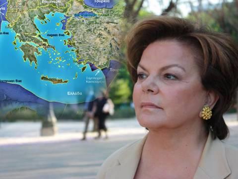 Νίκη Τζαβέλα: Η «νονά» της Ελληνικής ΑΟΖ