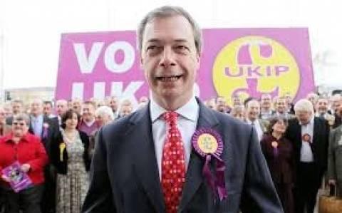 Βρετανία: Το αντιευρωπαϊκό UKIP, ο μεγάλος νικητής στις τοπικές εκλογές