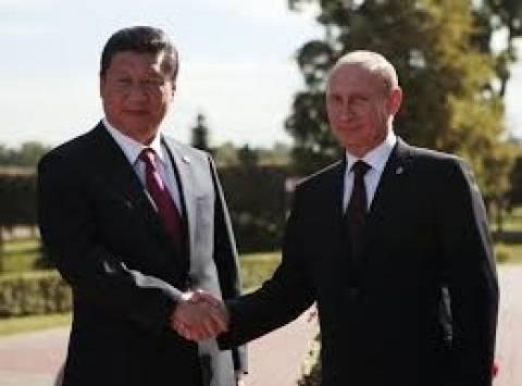 Ρωσία : Η συμφωνία με την Κίνα έφερε «προπληρωμή» 25 δις!