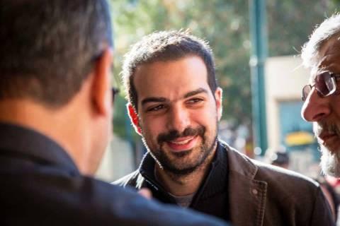 Εκλογές 2014: Γ.Σακελλαρίδης - «Ψηφίστε για την Αθήνα που θέλετε»