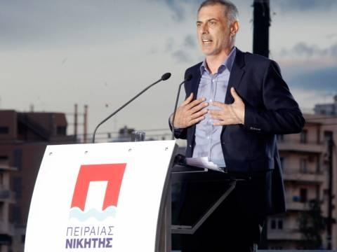 Εκλογές 2014 - Γ. Μώραλης: «Ο Πειραιάς γυρίζει σελίδα»