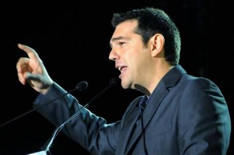 Αποτελέσματα ευρωεκλογών-Τσίπρας: Οι ευρωεκλογές είναι δημοψήφισμα