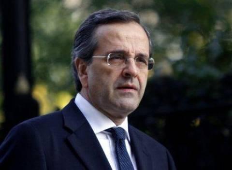 Ευρωεκλογές 2014 - Σαμαράς: «Δεν ξεχνάω αυτά που χρωστάω στον ελληνικό λαό»