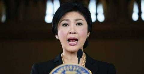 Ταϊλάνδη: Κρατείται από το στρατό η πρώην πρωθυπουργός Γινγκλούκ Σιναουάτρα