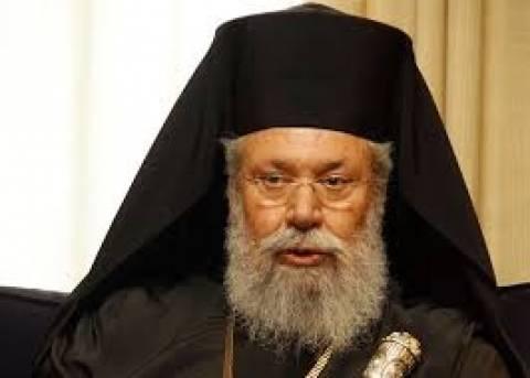 Ικανοποιημένος από την επίσκεψη Μπάιντεν ο αρχιεπίσκοπος Κύπρου