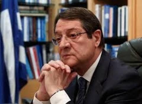Αισιόδοξος ο Αναστασιάδης για την επιστροφή στην ανάπτυξη